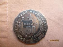Madagascar: 50 Ariary 1996 - Madagascar