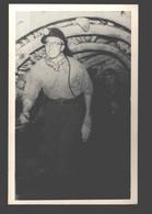 Waterschei - Bezoek Van Koning Boudewijn Aan Mijn Waterschei, 11 April 1962 - Genk