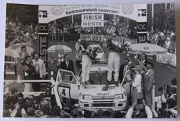 Rallye Of The Thousand Lakes - Finlande -1983 - Car Racing - F1