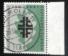 Deutsche Bundespost  - A1/8 - (°)used - 1958 - Michel 292 - Turnbond - Used Stamps