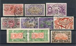 !!! LOT D'OBLITERATIONS SUR TIMBRES DE ST PIERRE ET MIQUELON - Used Stamps