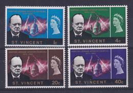 St Vincent: 1966   Churchill     MH - St.Vincent (...-1979)
