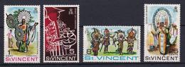 St Vincent: 1969   St Vincent Carnival    MNH - St.Vincent (...-1979)