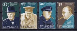 St Vincent: 1974   Churchill Birth Centenary     MNH - St.Vincent (...-1979)