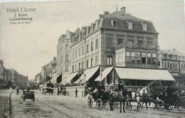 Luxembourg / Hôtel Clesse - Place De La Gare --> Ne Pas écrit - Luxemburg - Stadt