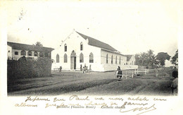 GAMBIE - BANJUL - BATHURST (Gambia River) - Catholic Church - Gambia