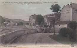07 -- Vals-les-Bains -- Vallée De La Volane -- Vue Du Parc De L'Intermittente --- 3649 - Vals Les Bains