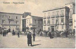 A/100       Italie        Taranto   -piazza Castello - Andere