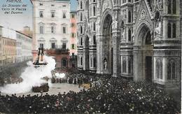 A/100       Italie      Firenze  -  Lo Scoppio Del Carro In Piazza Del Duomo - Andere