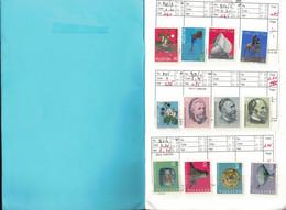Carnet De SUISSE - Cote Yvert = 197 €uros - Lotti/Collezioni