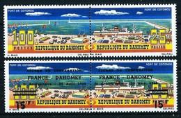 Dahomey Nº 224A-241A (unidos) Nuevo - Benin – Dahomey (1960-...)