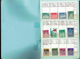 Carnet De SUISSE - Cote Yvert = 179 €uros - Lotti/Collezioni