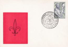 1281 La Fresnaye - Brieven En Documenten