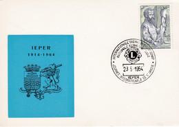 1281 Ieper - Brieven En Documenten