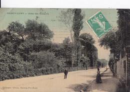 93- Raincy Livry Allee Des Bosquets Carte Toile - Sonstige Gemeinden