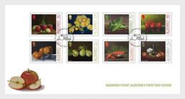 Alderney - Postfris / MNH - FDC Jaar Van Groente En Fruit 2021 - Alderney