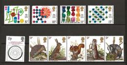Groot Brittannië, 1977, Chemistry, Wildlife, MH!!! - Ungebraucht