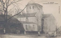 85 - BAZOGES EN PAREDS / L'EGLISE - Otros Municipios