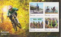 Cycling - Rothaiocht - Ireland - Blocks & Kleinbögen