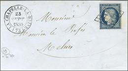Grille / N° 4 Càd T 14 LA CHAPELLE-LA-REINE (73). 1850. - SUP. - 1849-1850 Ceres