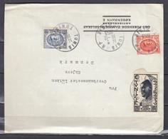 Brief Van Tunis RP Tunisie Naar Skjern (Denemarken) - Covers & Documents