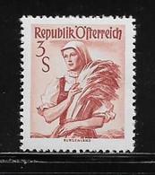 AUTRICHE  ( AUTR - 79 ) 1948  N° YVERT ET TELLIER   N° 753   N** - 1945-60 Unused Stamps