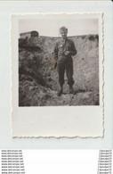 PHOTO  D' EN  SOLDAT DU 4 ° R.T.M  EN 1943-1945  -- CAMPAGNE LIBERATION -- Originale - 1939-45