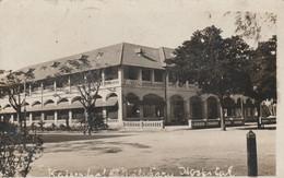 India Postcard Kaiserbagh Military Hospital - India