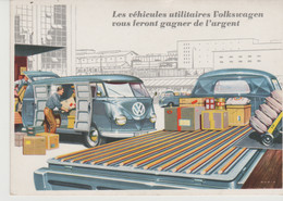 AUTOMOBILE - VOITURE - UTILITAIRES VOLKSWAGEN - Other