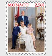 Monaco - Postfris / MNH - Foto Van De Koninklijke Familie 2021 - Ongebruikt