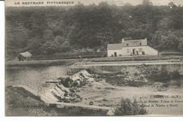 CAUREL. Vallée Du Blavet Ecluse De Caurel. Canal De Nantes à Brest - Caurel