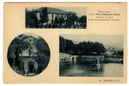 Liban - Baalbek - Villa Khaouamm Hotel - Collection Orient Monuments, Baalbek - Liban