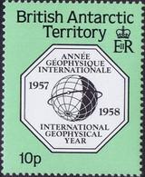 UKAN 0164-67 ** ANNEE GEOPHYSIQUE 1987 - Unused Stamps