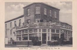 4844257Valkenburg, Hotel Rest., Limburgia. (minuscule Vouwen In De Hoeken) - Valkenburg