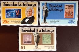 Trinidad & Tobago 1979 Rowland Hill MNH - Trinité & Tobago (1962-...)