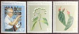 Trinidad & Tobago 1982 Pharmaceutical Conference Plants MNH - Trinité & Tobago (1962-...)