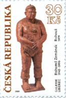 Tsjechië / Czech Republic - Postfris / MNH - Kunst 2021 - Unused Stamps