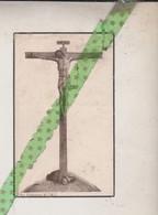Polydor Hallaert-De Neve, Beernem 1874, Sint Godelieve Oostkamp 1941 - Esquela