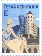 Tsjechië / Czech Republic - Postfris / MNH - Dancing House 2021 - Unused Stamps