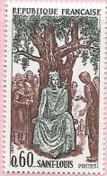 France:n°1539 ** Louis IX (Saint Louis) - Neufs