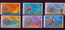UMM New Coinage 1973 - British Virgin Islands