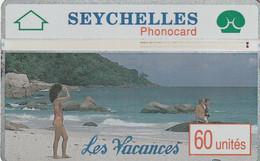 SEYCHELLES. Les Vacances II. 1990-02. 4000 Ex. SEY-08. (001). RARE. - Seychellen