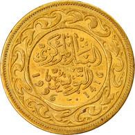 Monnaie, Tunisie, 20 Millim, 1996/AH1416, TTB+, Laiton, KM:307 - Tunisia