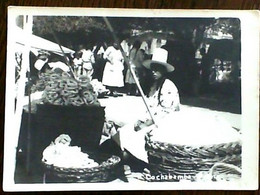 BOLIVIA 1948 COCHABAMBA  Postcard - Bolivia