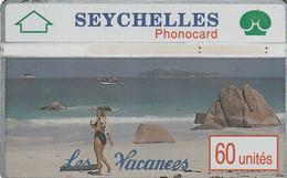 SEYCHELLES. Les Vacances III. 1990-02. 4000 Ex. SEY-09. (002). RARE. - Seychellen