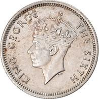 Monnaie, MALAYA, 10 Cents, 1948, TTB+, Copper-nickel, KM:8 - Malaysia