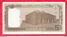 Bangladesh --5 Taka----2015---UNC--(67) - Bangladesh