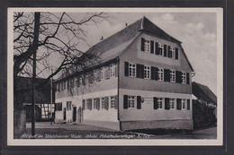 C3  /    Schwäbisch Gmünd  - Alfdorf  RAD Lager Um 1940 - Schwaebisch Gmünd