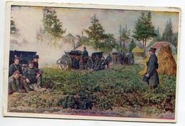 MILITARIA  Artillerie Belge En Action LE BON POINT  PATRITIQUE 1914-1915   D07 2021 - Oorlog 1914-18