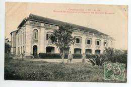 COCHINCHINE SAIGON Batiments Bureaux Militaires 1 Er Régiment Tirailleurs Annamites  1912   D07 2021 - Vietnam